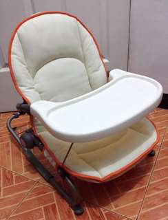 Baby Seat Rocking Chair 3way