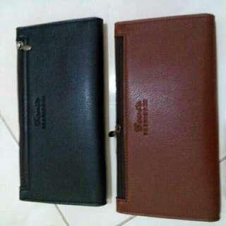 Wa.081378713287,Handbag cowok bermerek,bahan kulit,beli 1 gratis dompet