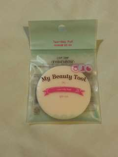 Etude House Two Way Puff