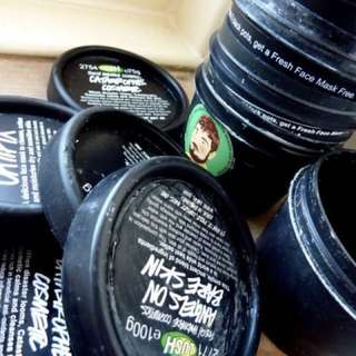 🚚 LUSH EMPTY POTS 5 for $19