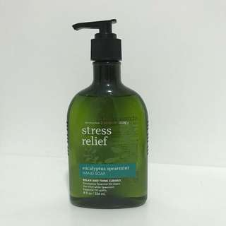Stress relief Hand soap