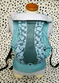 Baby Carrier Combi Ninna Nanna Satto Fit 4Way