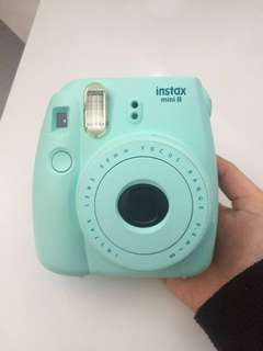 Fujifilm Instax/polaroid camera (with strap)