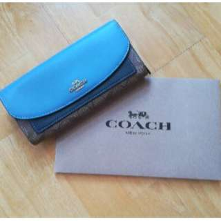 Coach Original Female Wallet
