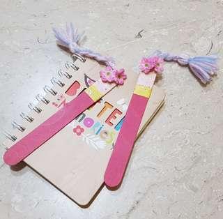 Classy Dreamy Bookmark