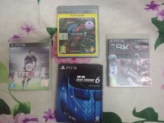 PS3 Video Games For Sale!!