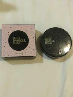 BNIB Etude House Sparkle Your Cushion Case ( SMILE, SPARKLE, SHINE )