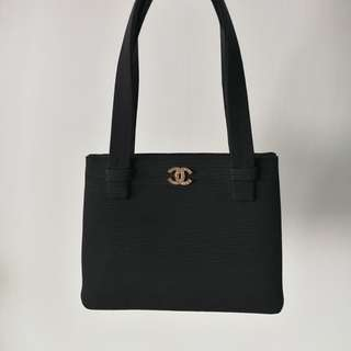 Authentic Chanel Small Tote Bag