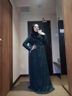 Sewa Zalia Sequin Dress