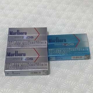 🚚 日本最新IQOS 煙彈 萬寶路Marlboro 電子煙 補充