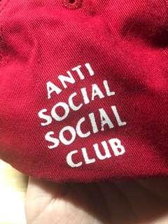 Cheap sale✨ Anti social social club cap