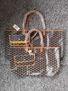 Goyard St Louis Tote Bag