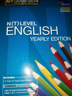 N(T) Level English yearly edition
