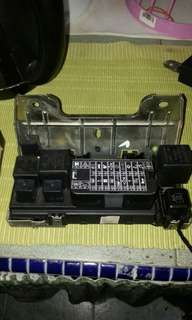 Swicth box waja 1.8 renault