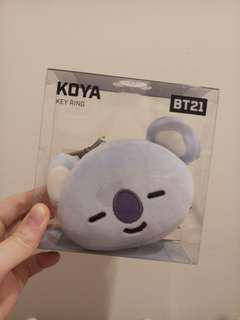 Bt21 Koya Key Ring