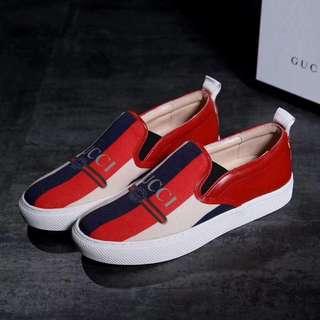 Gucci Slip On Canvas Sneaker