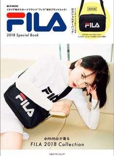 Fila日本雜誌袋 日雜