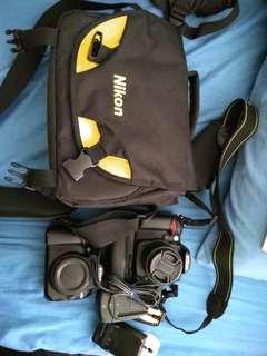 Nikon D7000+D5000