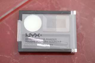 NYX Eyebrow Cake Powder Grey