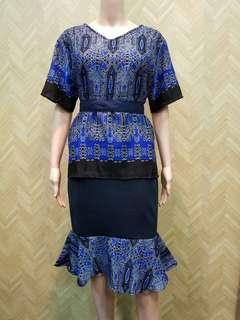Set Blouse & Skirt