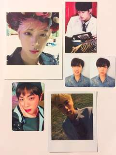 WTT/WTS BTS Official Photocard
