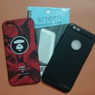 【現貨】iphone6手機殼-送膜