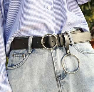 Ulzzang Ring Belt