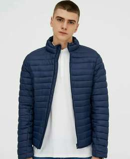Pull and Bear Puffer Man Jacket