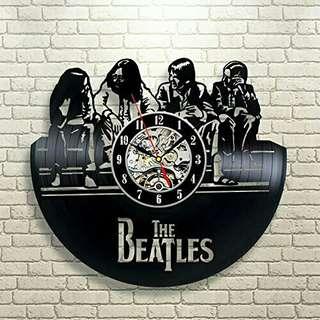 Wall clock the beatles