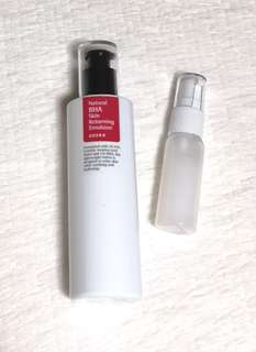 Cosrx Natural BHA Skin Returning Emulsion 10ML