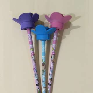 Flower Pencil Topper to Reward Children