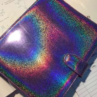Hologram Binder size A5