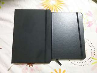 Black Journal A5 and A6