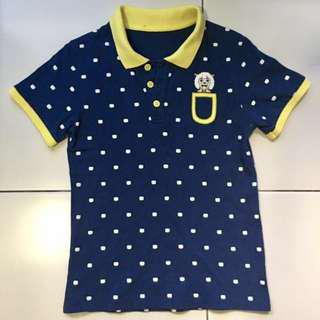 """Polo Tee (Official Merchandise of """"Pleasant Goat And Big Big Wolf / 喜羊羊与灰太狼"""")"""