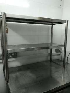 Stainless Steel Table TOP Rack