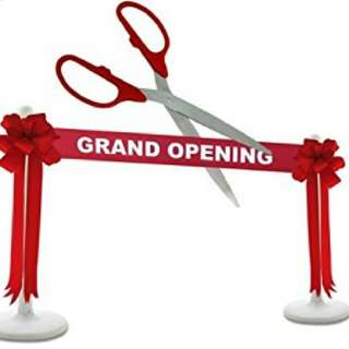Ribbon Cutting Ceremony / Grand Opening