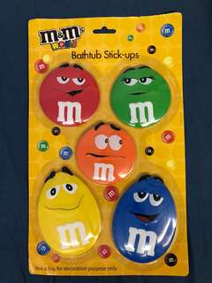M&M 浴室貼