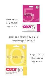 Oxy 5 & Oxy 10 (PO Singapore)