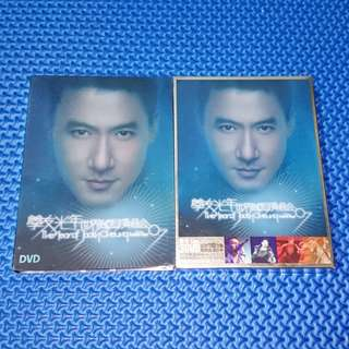 🆒 Jacky Cheung - The Year Of Jacky Cheung World Tour 07 4DVD [2008] DVD