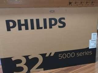 Philips32 吋 全高清超薄智能電視 32PFD5022