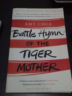 Battle Hymn of The Tiger Mom