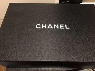 Chanel 鞋盒 x 4pcs