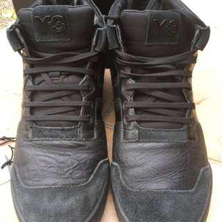 Y3 courtside sneakers