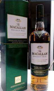 朋友送,Macallan Select Oak Single Malt 威士忌1750ml with box.