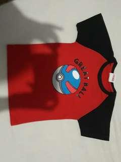 Pokemon shirt