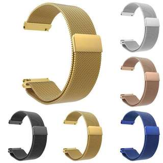 Fitbit Blaze Luxury Magnetic Loop Stainless Steel Wristband Band Strap