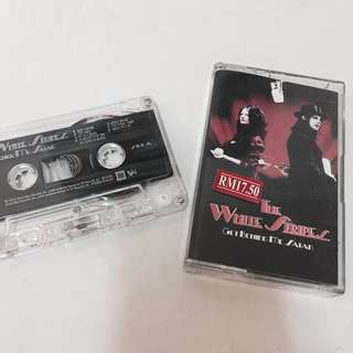 Kaset The white stripes
