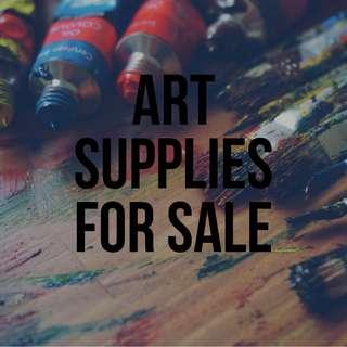 🚚 Art Supplies