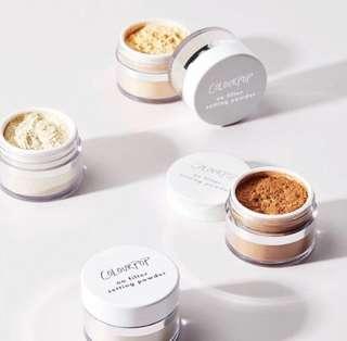 🚚 Colourpop Loose Setting Powder