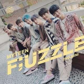 <<代購>>Myteen- F;UZZLE